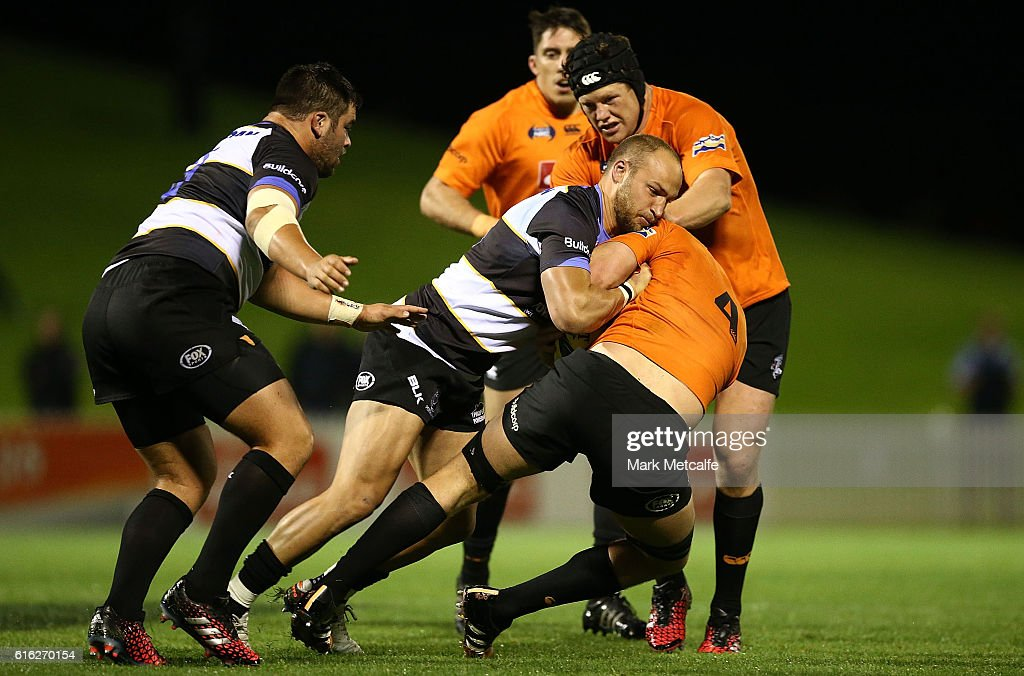 NRC Grand Final - NSW Country Eagles v Perth Spirit : News Photo