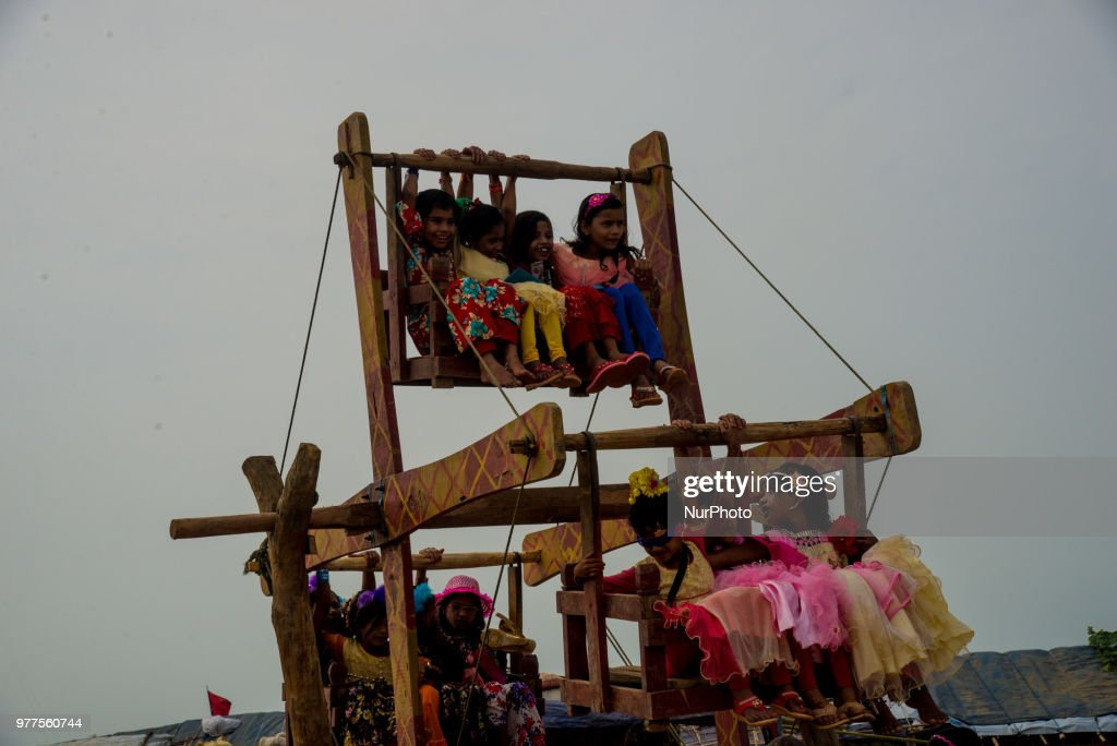 Rohingya Celebrate Eid