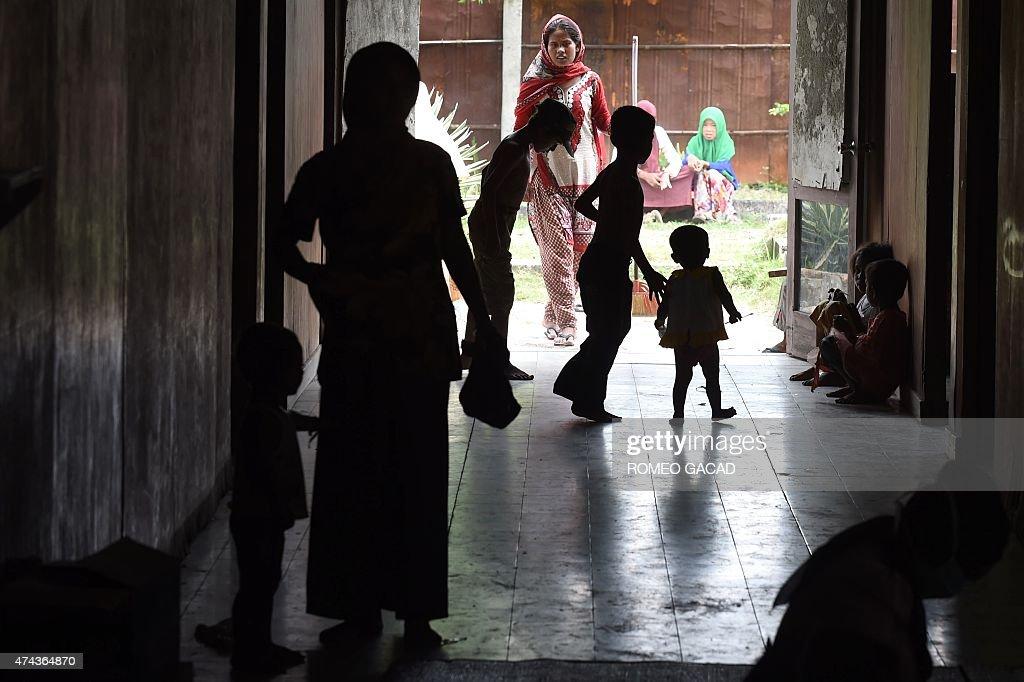 INDONESIA-SEASIA-MIGRANTS : News Photo