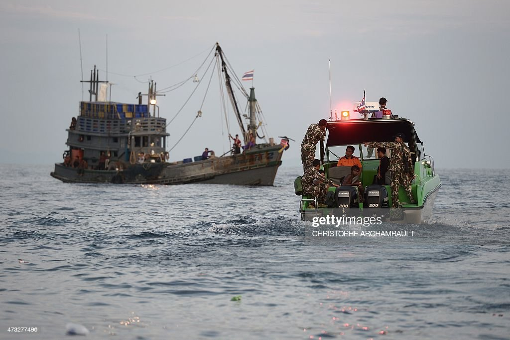 THAILAND-SEASIA-MIGRANTS : News Photo