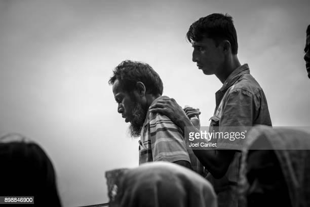 Rohingya Muslims in Bangladesh