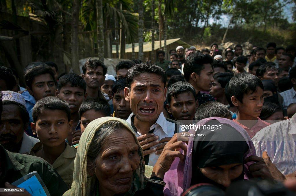 Rohingya Aid Ship Nautical Aliya Docks At Chittagong Port : News Photo