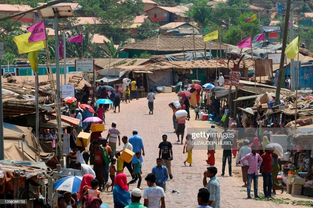 BANGLADESH-ROHINGYA-HEALTH-VIRUS : News Photo