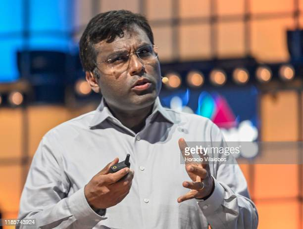 Rohit Prasad VP Head Scientist of Alexa Artificial Intelligence Amazon speaks on Evolution from keyword searches to AIenabled conversations at Center...