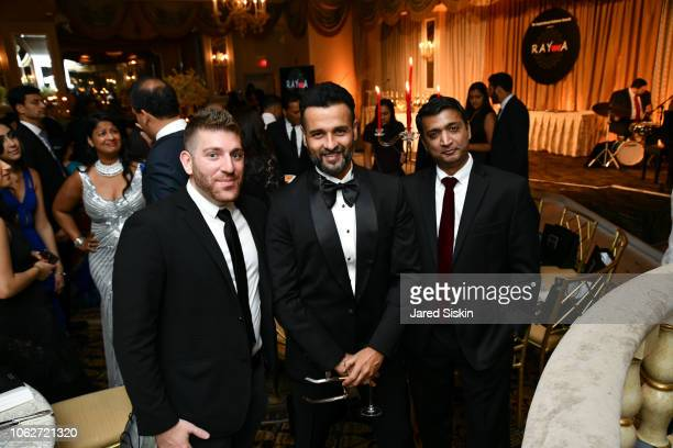 Rohit Roy and guests attend RAYWA Presents TIA at The Pierre Hotel on November 16 2018 in New York City