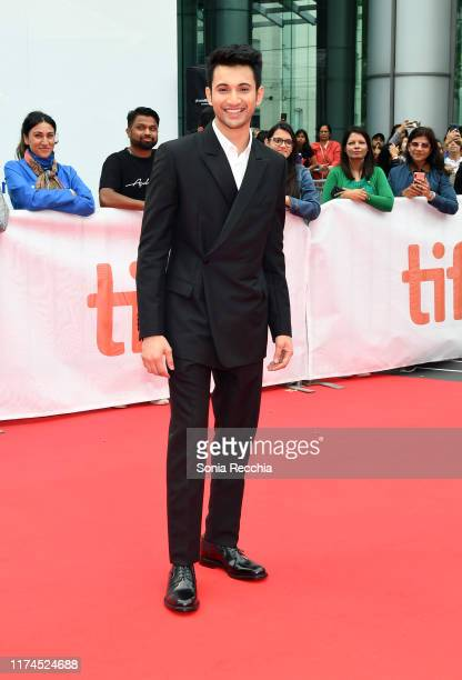 Rohit Saraf attends The Sky Is Pink premiere during the 2019 Toronto International Film Festival at Roy Thomson Hall on September 13 2019 in Toronto...