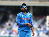 rohit shama indiaduring icc champions trophy