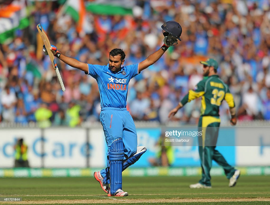 Australia v India: Carlton Mid ODI Tri Series - Game 2