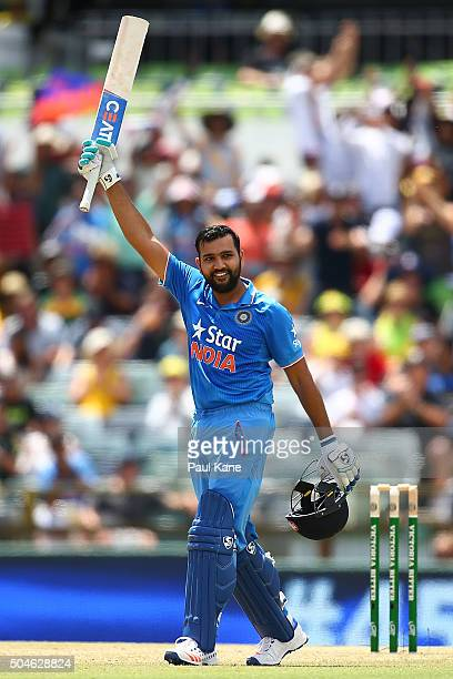 Rohit Sharma Pictures And Photos