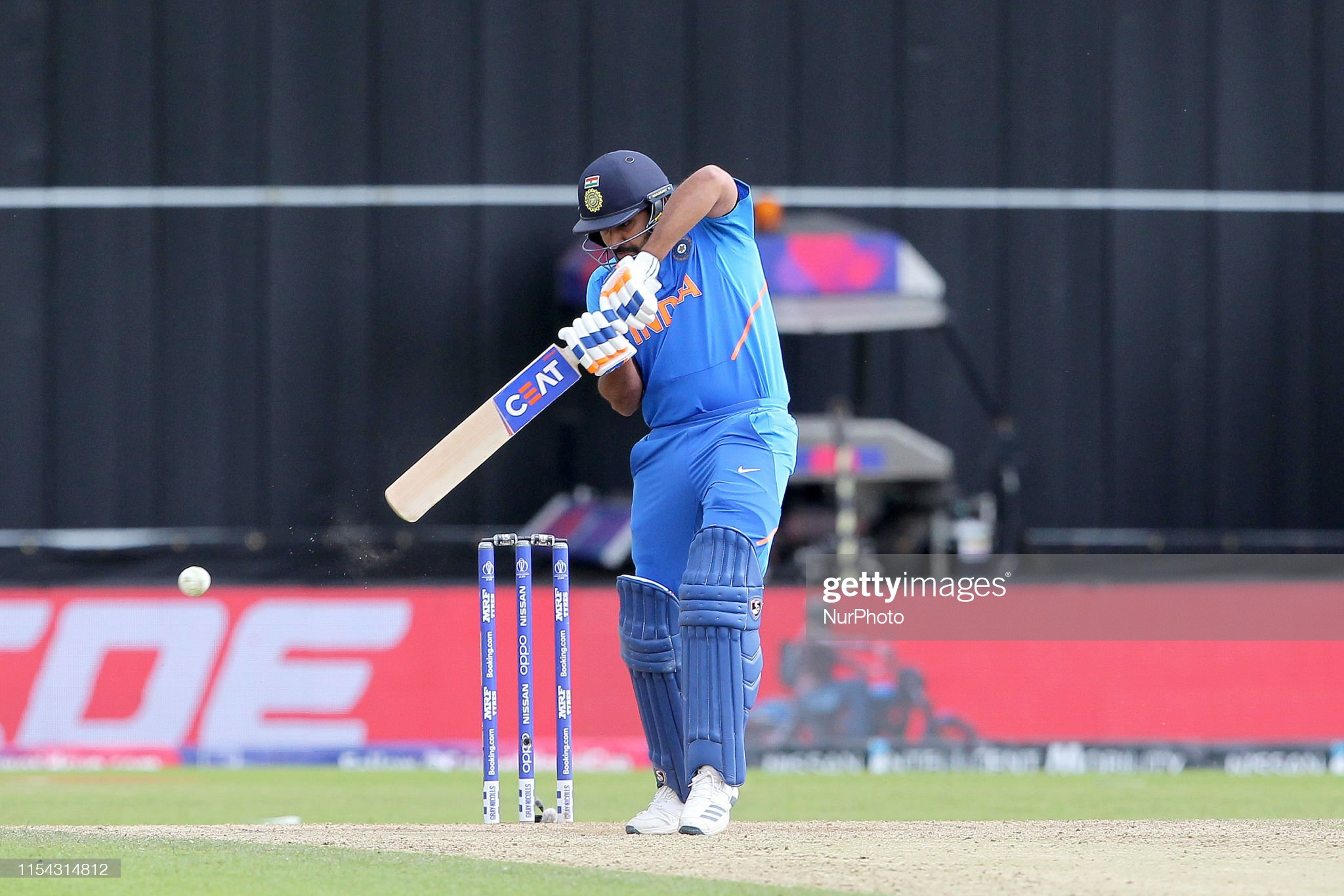 Sri Lanka v India - ICC Cricket World Cup 2019 : News Photo