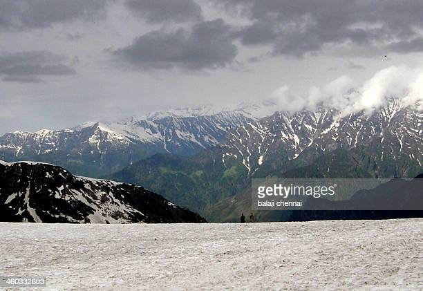 Rohtang Pass - Scenic point