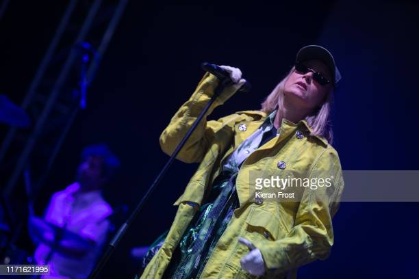 Roisin Murphy performs on stage during Electric Picnic Music Festival 2019 at on September 1, 2019 in Stradbally, Ireland.