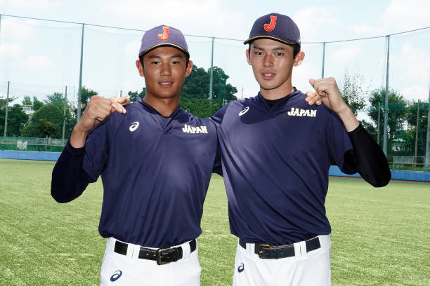 JPN: Samurai Japan U-18 Training & Press Conference