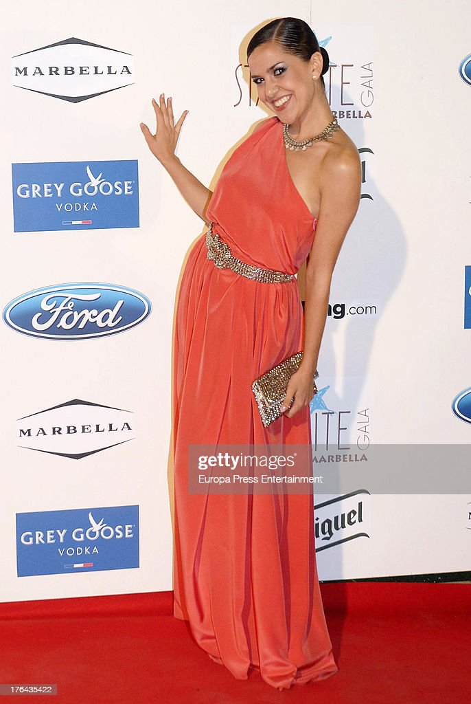 Roko attends the 4rd annual Starlite Charity Gala on August 10, 2013 in Marbella, Spain.