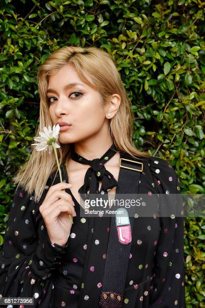 Rola attends Marc Jacobs Fragrances and Kaia Gerber Celebrate DAISY on May 9 2017 in Beverly Hills California
