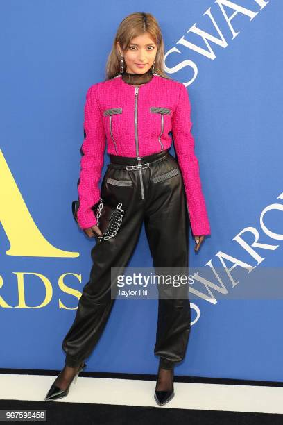 Rola attends the 2018 CFDA Awards at Brooklyn Museum on June 4 2018 in New York City