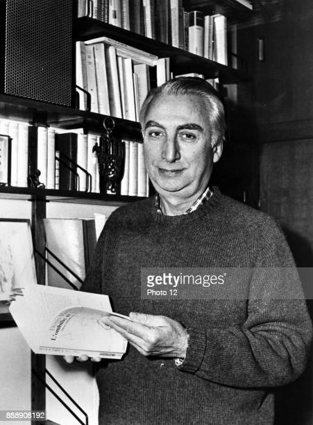 Roland Barthes French teacher writer and critic