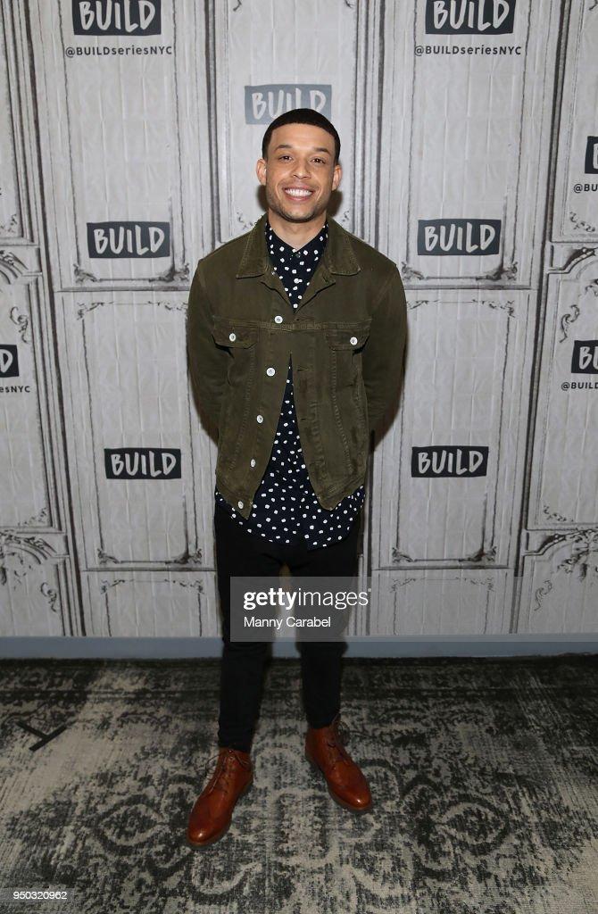 Celebrities Visit Build - April 23, 2018