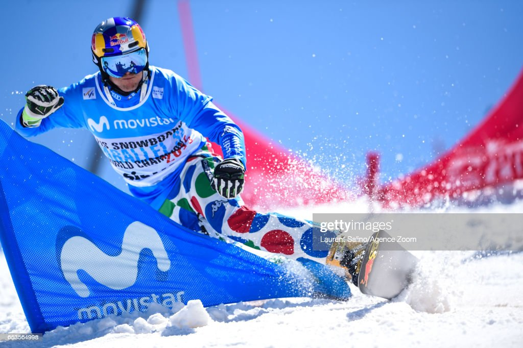 FIS World Snowboard Championships - Men's and Women's Parallel Slalom
