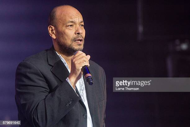 Roland gift stock photos and pictures getty images roland gift performs on day three of rewind scotland at scone palace on july 24 2016 negle Image collections