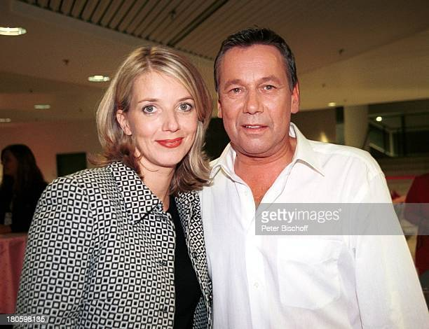 "Roland Kaiser, Ehefrau Silvia, ARD-Show ""Lieder sind mein Leben - Die Patrick L i n d n e r-Show mit Erinnerungen an R o y B l a c k"", ""Die große R o..."