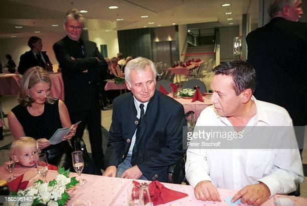 Roland Kaiser Ehefrau Silvia Mitte Name auf Wunsch ARDShow Lieder sind mein Leben Die Patrick L i n d n e rShow mit Erinnerungen an R o y B l a c k...