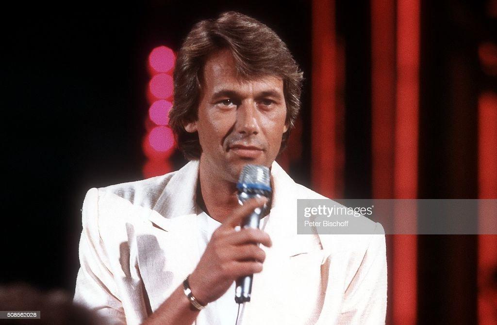 """""""ZDF-Show """"""""Super-Hitparade"""""""""""" : ニュース写真"""