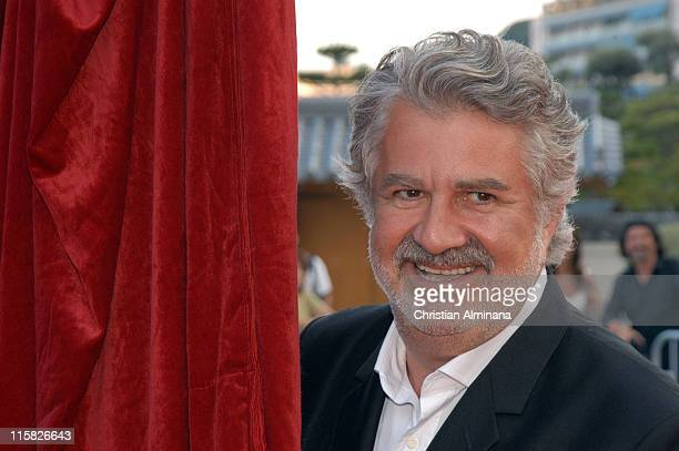 Roland Magdane during 45th Monte Carlo Television Festival - Opening Ceremony - Red Carpet at Grimaldi Forum in Monte Carlo, Monaco.