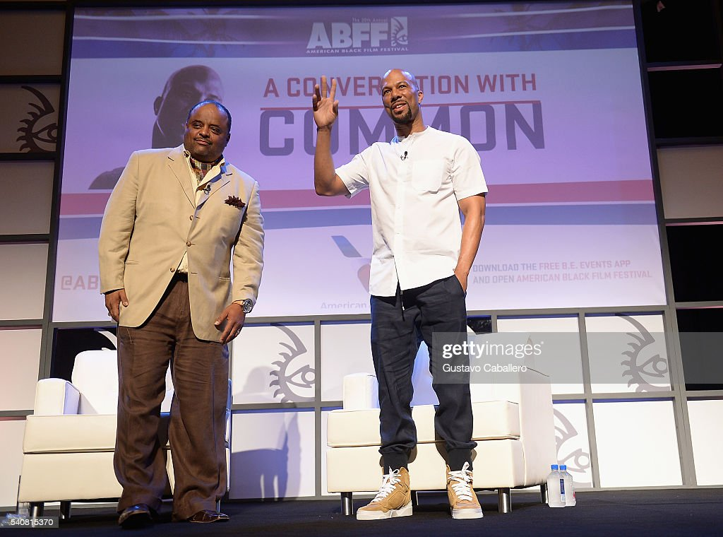 American Black Film Festival - A Conversation With Common