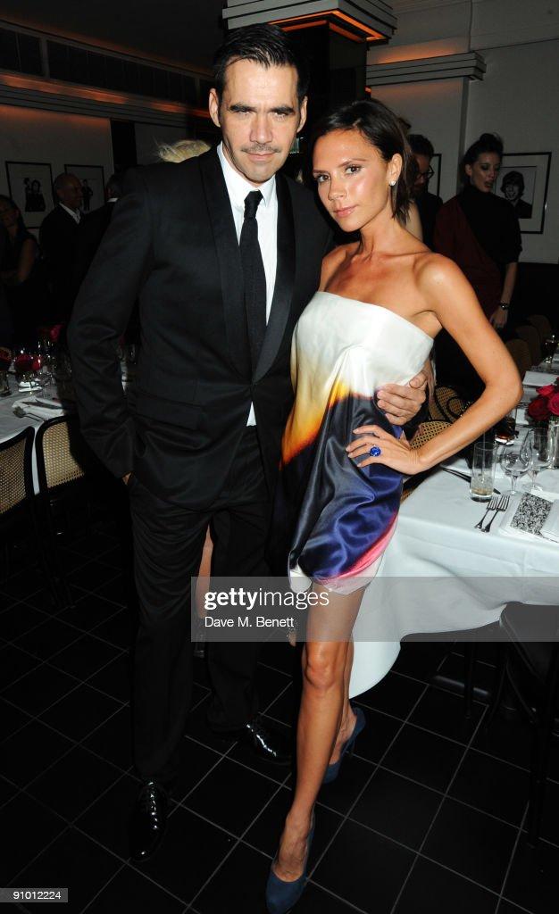 Vogue - Private Dinner: London Fashion Week 2010