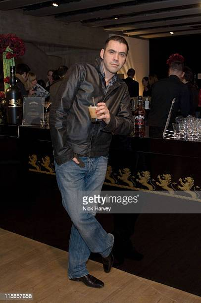 Roland Mouret during London Fashion Week Fall/Winter 2007 Jonathan Saunders The Whyte and Mackay Reception at The Hayward Gallery in London Great...