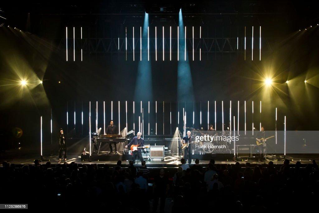 DEU: Tears For Fears Perform In Berlin