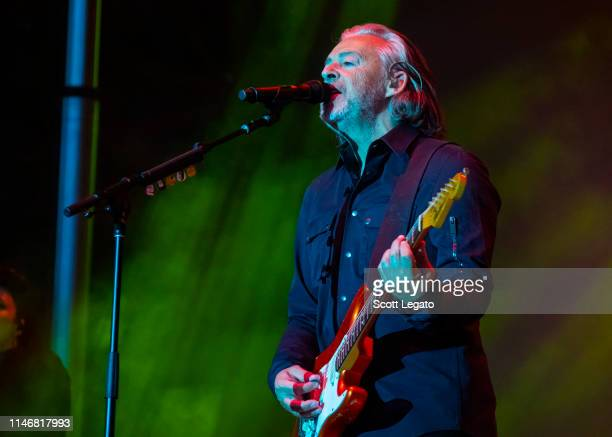 Roland Orzabal of Tears For Fears performs during day 1 of Shaky Knees Music Festival at Atlanta Central Park on May 03 2019 in Atlanta Georgia Photo...