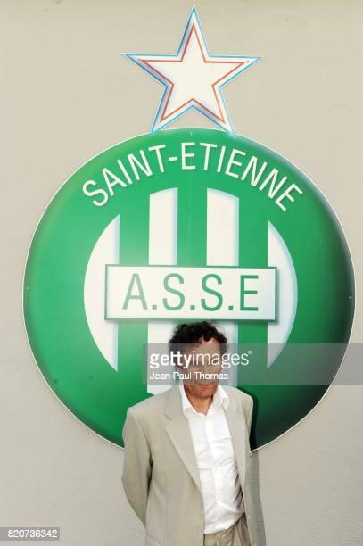 Roland ROMEYER Nomination de Dominique Rocheteau au poste de Vice president du conseil de surveillance de Saint Etienne Saint Etienne