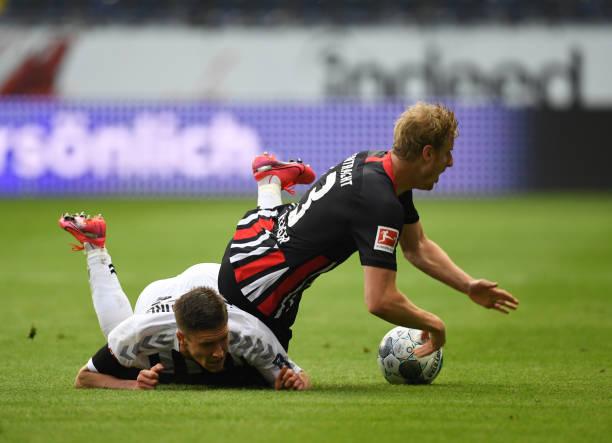 DEU: Eintracht Frankfurt v Sport-Club Freiburg - Bundesliga