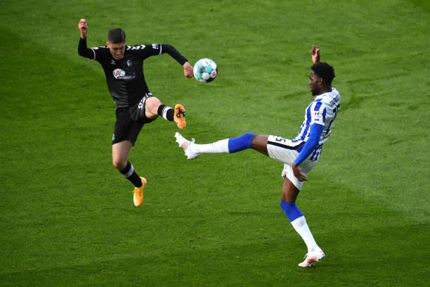 DEU: Hertha BSC v Sport-Club Freiburg - Bundesliga
