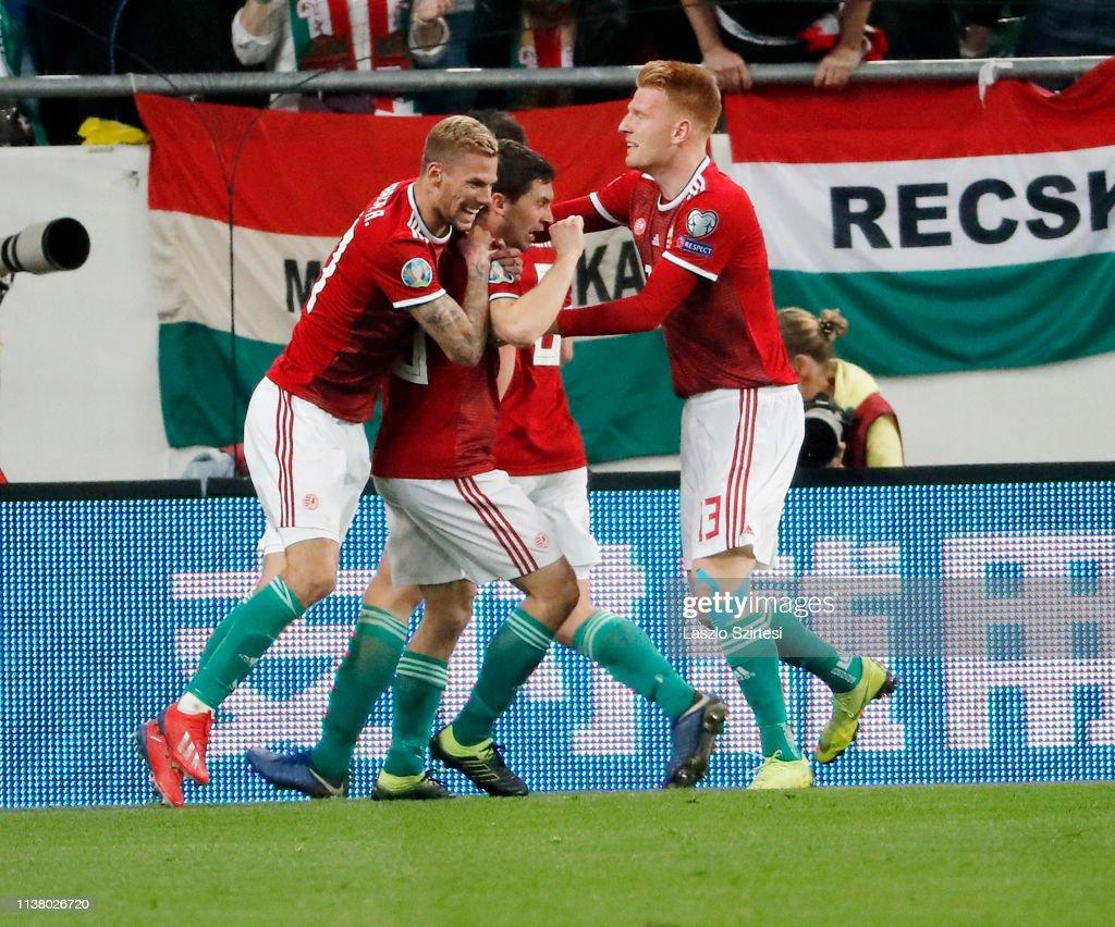 Hungary v Croatia - UEFA EURO 2020 Qualifier : News Photo