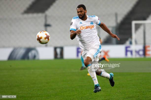 Rolando of Marseille during the Uefa Europa League match between Olympique de Marseille and Red Bull Salzburg at Stade Velodrome on December 7 2017...