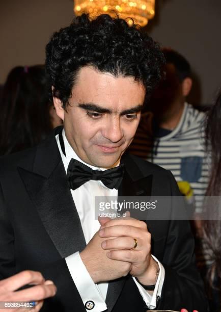 Rolando Villazón Mauleón ist ein mexikanischfranzösischer Opernsänger ChampagneAperitif und Preisverleihung am 25 04 2016 im Hotel LOUIS C JACOB...