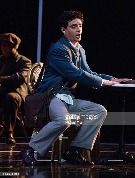 Rolando Villazon during LA Opera Presents Manon Dress Rehearsals September 27 2006 at Dorothy Chandler Pavillion in Los Angeles California United...