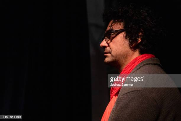 Rolando Villazon is seen during the press event One Bellini with Rolando Villazon on the occasaion of the new staging of the Bellini opera I puritani...