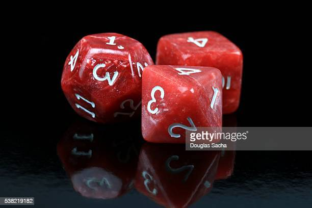 Roleplaying game dice