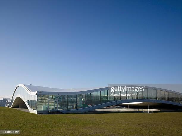 Rolex Learning CenterLausanneSwitzerland Architect Sanaa Rolex Learning Center Sanaa Lausanne 2010 Switzerland