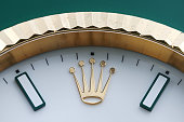 melbourne australia rolex time clock is