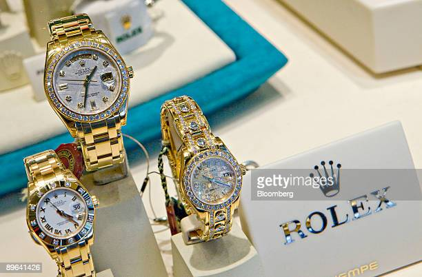rolex pictures and photos | getty images