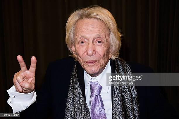 Rolf Eden attends the BZ Kulturpreis 2017 at Staatsoper im Schiller Theater on January 24 2017 in Berlin Germany