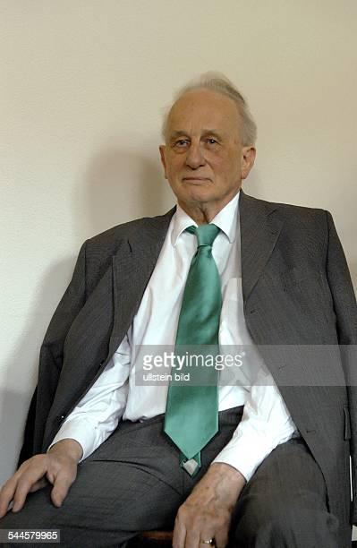 Rolf Hochhuth Schriftsteller Dramatiker