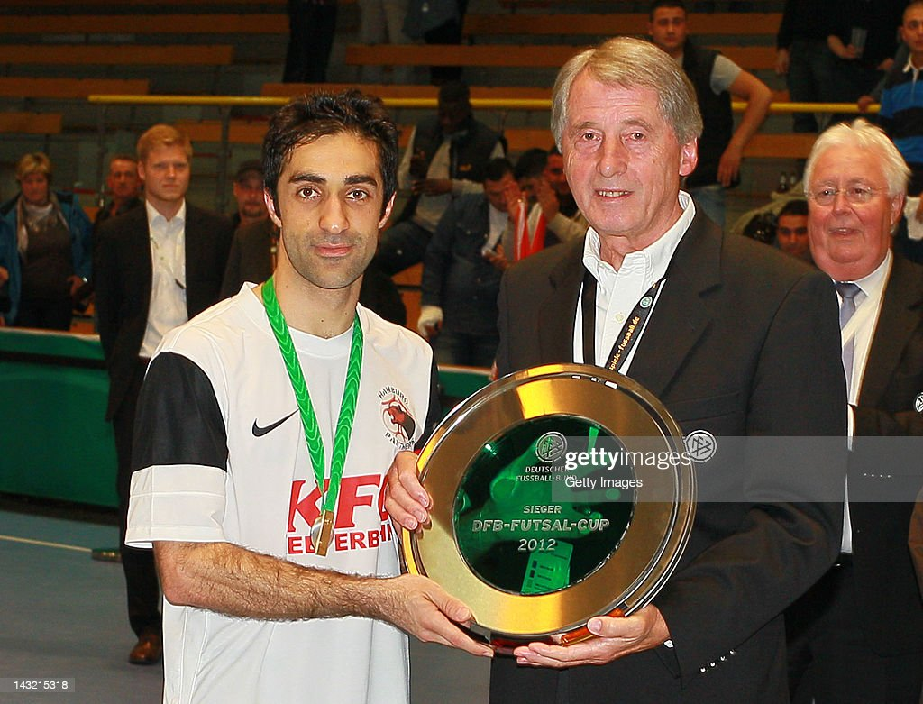 Rolf Hamburg dfb futsal cup photos and images getty images