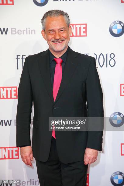 Rolf Kanis attends the BUNTE BMW Festival Night on the occasion of the 68th Berlinale International Film Festival Berlin at Restaurant Gendarmerie on...