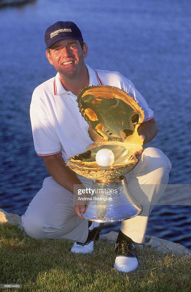 Qatar Masters 2000 : News Photo